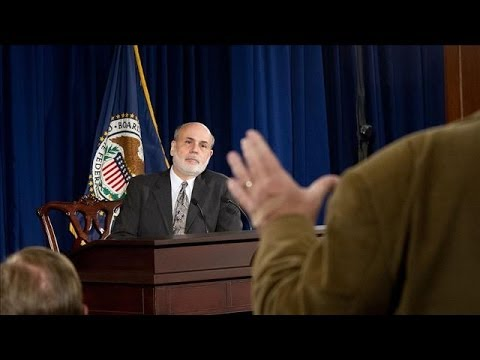 Bernanke: We're Better Prepared for Crises Now