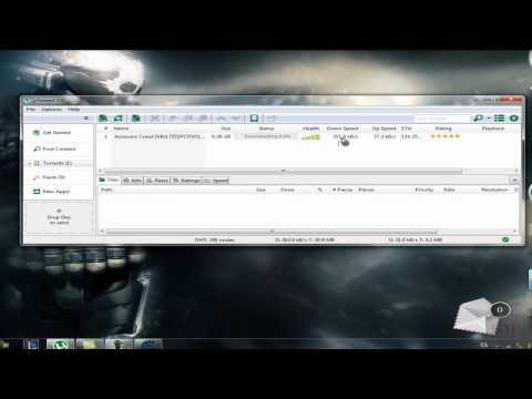 Configurar Utorrent 3 Megas Free Download