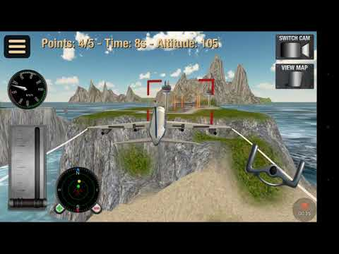 Fly Plane Flight Simulator 3D 1 video game