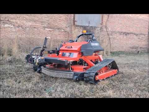 New 2018 TRX-52-PRO Commercial Slope Mower