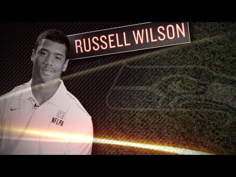 Russell Wilson Interview - Seahawks Rookie QB