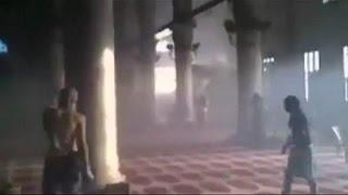 Clashes break out at al-Aqsa Mosque