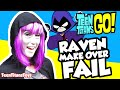 TEEN TITANS GO Raven Make Over Fail By Teen Titans Toys And Cassi From EpicToyChannel mp3