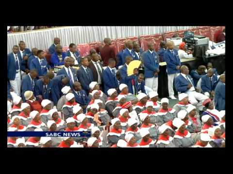 Inter'l Pentecost Church leader Glayton Modise laid to rest