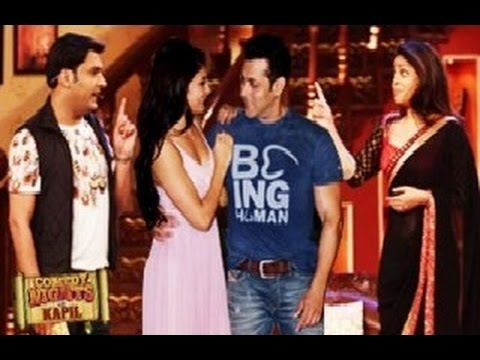 Salman Khan In Comedy Nights With Kapil 27th July 2014 Full Episode