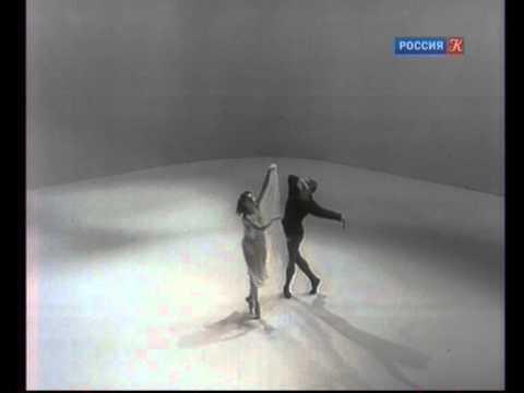 Мелодия. Марина Кондратьева и Марис Лиепа