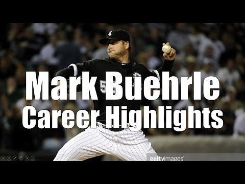 Mark Buehrle - White Sox/Marlins/Blue Jays - Career Highlight Mix HD