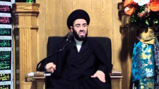 07 Why Men Can Marry Four Wives- Sayed Hossein al Qazwini- Muharram 2014- Night 7