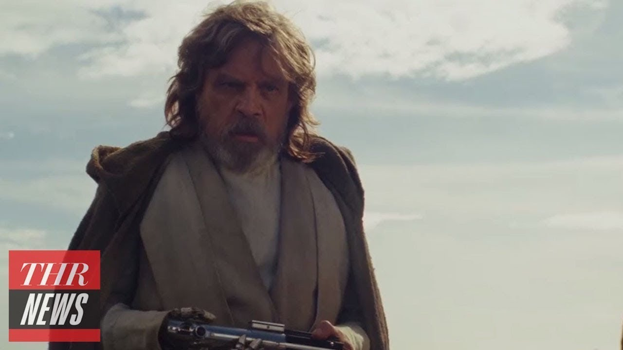 'Star Wars': Breaking Down the 'Last Jedi' Trailer   THR News
