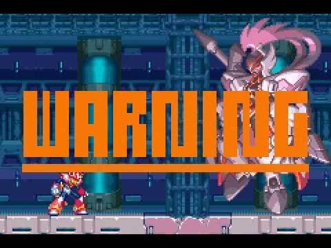 Play As Zero from Megaman X 6 in Megaman Zero 3