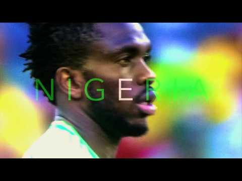 FIFA World Cup 2014 - IRAN 0-0 NIGERIA