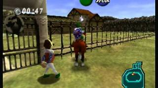 N64: Legend Of Zelda: Ocarina of Time - Getting Epona