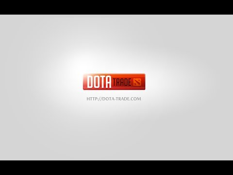 Dota 2 Frozen Touch - rare HUD review