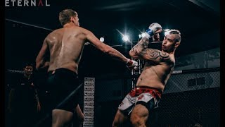 ETERNAL MMA 37 - JACK MCMILLAN VS TIM HANDLEY - MMA FIGHT VIDEO