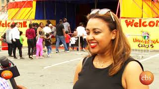 Sport America: Coverage on UniverSoul Circus 2018