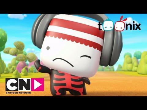 Удачный денек   Toonix   Cartoon Network