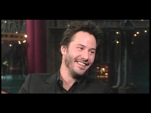 KEANU REEVES gentleman or douche REV