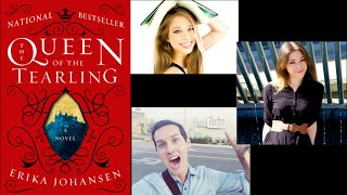 QUEEN OF THE TEARLING LIVE SHOW | BOOKSPLOSION