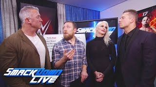 Deal with Raw could alter the future of entire Cruiserweight division SmackDown LIVE Nov 8 2016