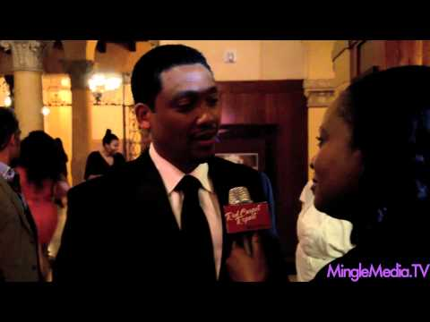 Khalil Kain at 2012 Eye on Black: Salute to Directors