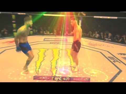 ЛУЧШИЙ ТАНЦОР НА РИНГЕ(Cody Garbrandt DANCE UFC 207 )