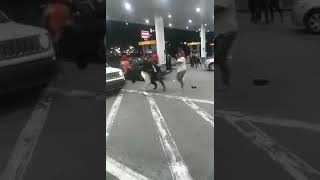 Fight At Tuscaloosa Circle K Gas Station 11/19/18