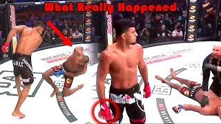 What Really Happened at Bellator 221 (Douglas Lima vs Michael Page)