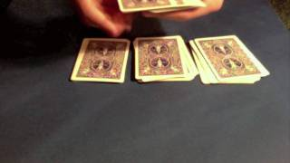 Magic Tricks Revealed: 4 ACES To The Top