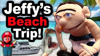 SML YTP: Jeffy's Beach Trip!