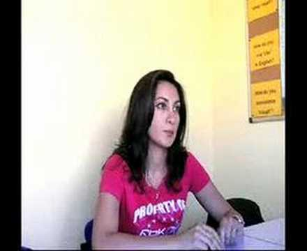 iPass IELTS Speaking Video 3