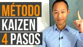 Kaizen - Mejora Continua en 4 Pasos Prácticos