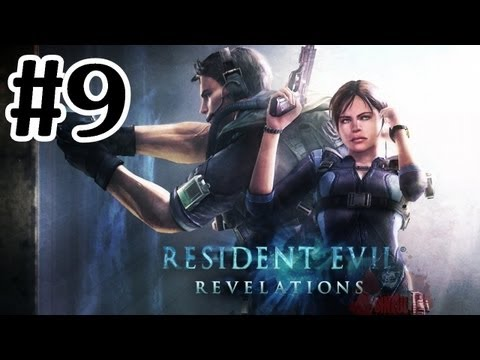 Resident Evil Revelations Part 9 With Commentary