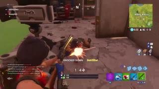 Duo action ( Fortnite Battle Royale )