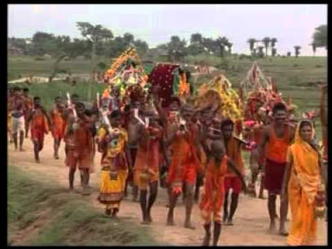 Jharkhand, Shravani Festival in India : Lord Shiva - India Travel & Tours Video