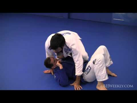 Invisible Jiu Jitsu - Rolles Gracie - Side Control - BJJ Weekly #048 Image 1