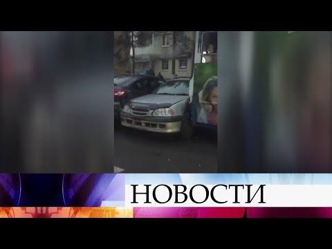 В Кемерове выясняют обстоятельства ДТП, из-за которого центр города встал в гигантскую пробку.