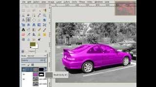 VscorpianC GIMP Tutorials and Tips