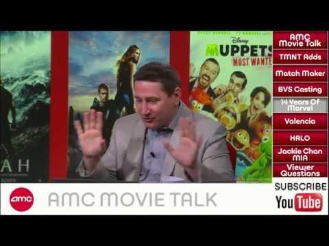 AMC Movie Talk - Knoxville Joins TEENAGE MUTANT NINJA TURTLES, Oscar Winner Joins Batman/Superman