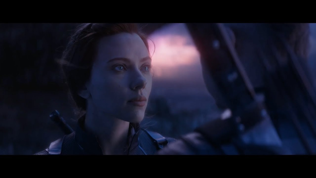Avengers: Endgame | Scarlett Johansson on Black Widow's Sacrifice