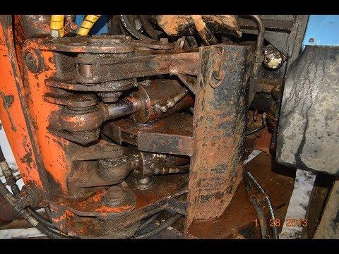 Экскаватор ремонт своими руками 178