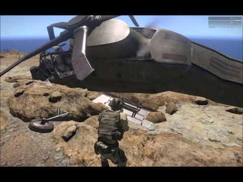 TUTO Arma 3 editeur: personnaliser la map en ajoutant bâtiments/épaves/décors