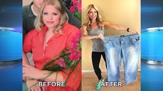 Mom Lost 113 Pounds without Surgery