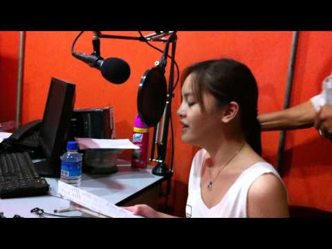 'Panginoon' Gospel song -Broadcast live at DZAS 702 radio station