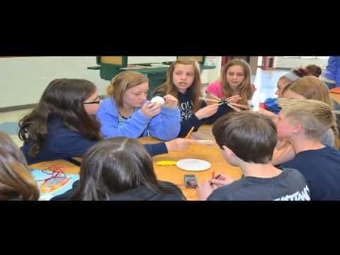 Cheboygan Middle School - Green Act I