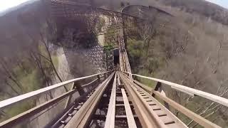 slayer ride a rollercoaster