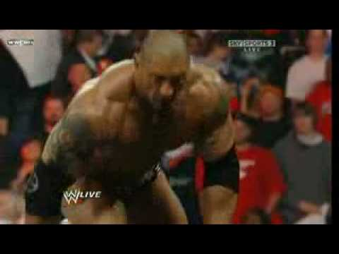 Randy Orton Vs Batista 2009 Video