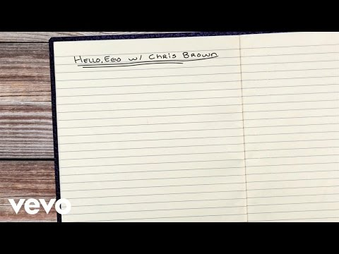Jhené Aiko - Hello Ego (Lyric Video) ft. Chris Brown