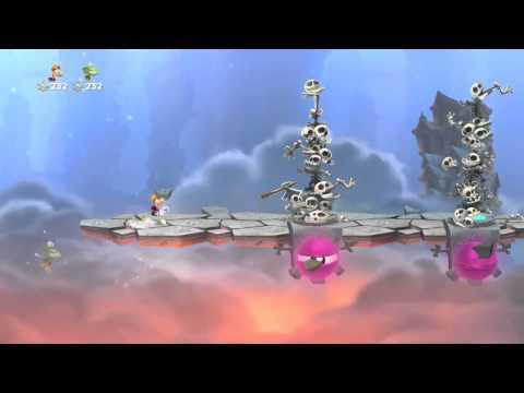 Rayman Legends - Platforming Hero