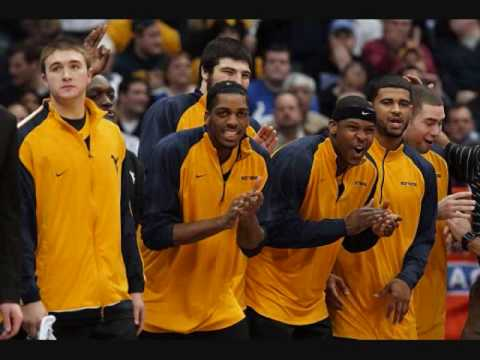 WVU Men's Basketball Country Roads.wmv Video