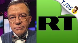 American Journalist In Russia Tells Truth About RT